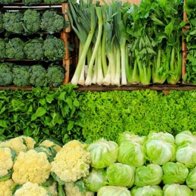 ضدعفونی سبزیجات برگی