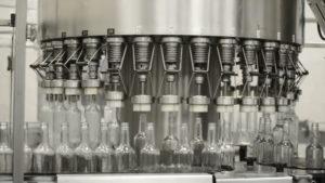 اکسیدین در کارخانه نوشابه سازی