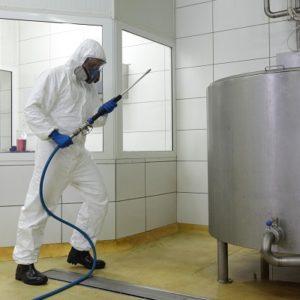 ضدعفونی کننده صنایع غذایی