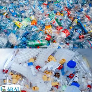 بازیافت زباله های غذایی ضایعات پلاستیک های زیستی