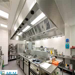 اطمینان از تمیزبودن ظروف آشپزخانه