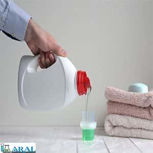 مایع لباسشویی مرغوب